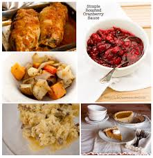 thanksgiving menu 2014 currents