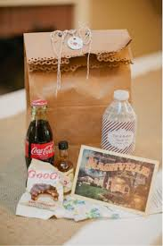 welcome baskets for wedding guests dallas wedding planners welcome bags for out of town guests