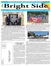 april 2017 kennesaw acworth newspaper for cobb county by carol
