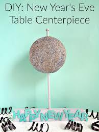 New Years Eve Mantel Decor diy new year u0027s eve table centerpiece
