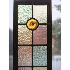Stained Glass Door Panels by Sd057 Victorian Original 4 Panel Exterior Door With Soft Colour