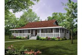 one story country house plans with wrap around one story country house plans with front porch home act