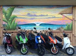 Spray Paint Artist - wall mural by local spray paint artist picture of beach u0027n rides
