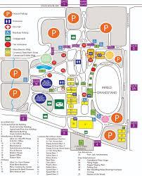 map of allen map of the fairgrounds allen county fairgrounds