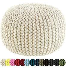 knitted pouf ottoman target pouf ottoman knit prissy ideas 2 knitted pouf ottoman cotton craft