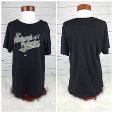 Pittsburgh Penguins Halloween Shirt T Shirts Womens Clothing Clothing Shoes U0026 Accessories