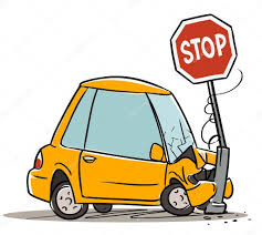 wrecked car clipart crash stock vectors royalty free crash illustrations depositphotos