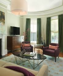 Side Chairs Living Room by Drapes For Living Living Room Contemporary With Purple Side Chair