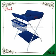 Foldable Change Table Factory Price High Quality Folding Baby Changing Table Use