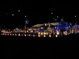 8 houses in georgia with incredible christmas decorations