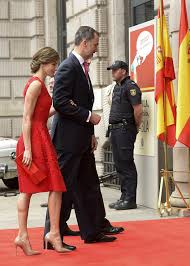 king felipe vi of spain r and letizia of spain attend