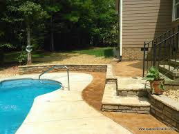Small Backyard Inground Pools by Tubs And Swimming Pools Installed By Backyard Leisure Of