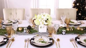 how to style a christmas table setting styled settings