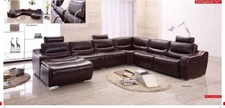 Cheap Sectional Sofas With Recliners by Leather Sofa For Cheap Centerfieldbar Com