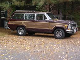 1987 jeep wagoneer my jeeps