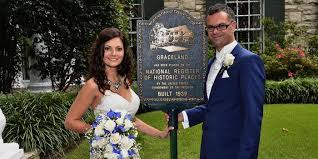 Wedding Venues In Memphis Elvis Presley U0027s Graceland Weddings Get Prices For Wedding Venues