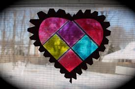 faux stained glass happy toe fun crafts for kids