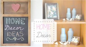 Home Decore Diy by Home Decor Ideas U0026 Diy Shelves Decoration Youtube