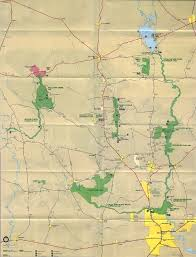 Map Of Rio Grande River Texas State And National Park Maps Perry Castañeda Map