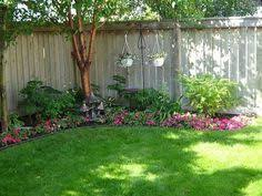 Backyards Ideas Landscape 25 Ideas For Decorating Your Garden Fence Diy Knockout Roses