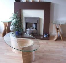 curved wood side table 28 best stylish contemporary wooden coffee tables images on
