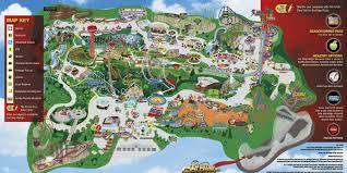 Six Flags Ct Popular 165 List Six Flags Magic Mountain Map