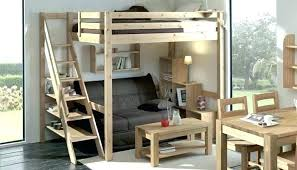 bureau olier ikea lit mezzanine bois massif lit mezzanine avec bureau lit mezzanine