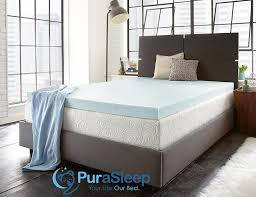 Bedroom Cool Mattress Topper For Bedroom 4 Inch Memory Foam Mattress Topper Walmart And Cooling