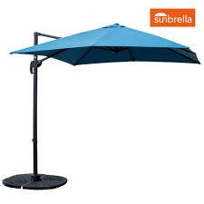 Patio Offset Umbrella 10ft Hanging Roma Offset Umbrella Outdoor Patio Sun Shade