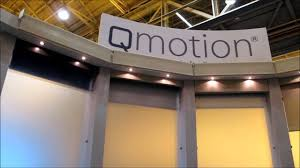 qmotion roller screen shades with apple ipad app by 3 blind mice