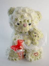 san diego florist teddy made of flowers diego by san diego florist