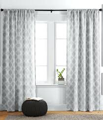 Mobile Home Curtains Home And Garden Curtain Better Home And Gardens Metallic Trellis