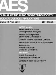 aes e library complete journal volume 49 issue 3