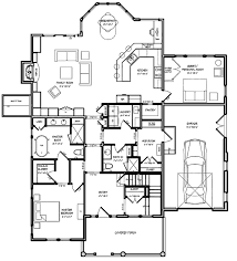 Home Plan Com by Craftsman Style House Plan 4 Beds 3 50 Baths 3249 Sq Ft Plan 440 5