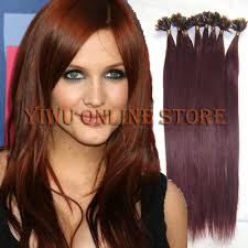 dying red hair light brown dying dark brown hair extensions red remy indian hair