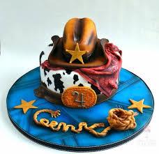 cow hide cake jean cake u003d a western party