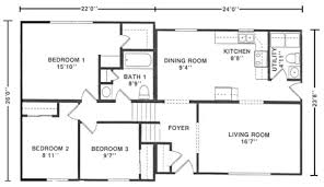 bi level house floor plans split level house plans tri home floor designs with 3 car garage