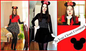 Halloween Costume Minnie Mouse Minute Minnie Mouse Halloween Costumes