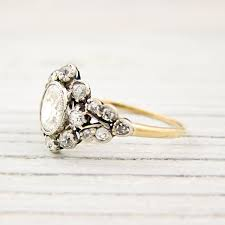 antique gold engagement rings antique gold engagement rings ipunya