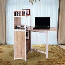 Arbeitstisch Homcom 2 In 1 Schreibtisch Arbeitstisch Bürotisch Computertisch