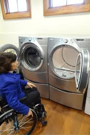 Laundry Room Storage Between Washer And Dryer by 5 Universal Design Laundry Room Tips Columbus Cleveland Home