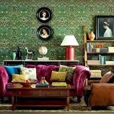 a gallery of u0027new traditional u0027 wallpaper apartment therapy