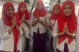 airline cabin crew minister supports requirement for airline cabin crew to aceh