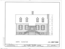 historic colonial house plans historic colonial wood home plans traditional north carolina