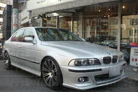 bmw m5 98 98 03 painted bmw e39 m5 h type front lip splitter all color
