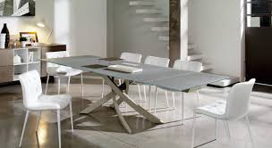 White Modern Dining Room Sets Modern Extension Dining Table We Guarantee The Best Price On All