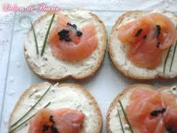 canapé au saumon canapés au saumon 1001 délices de houria