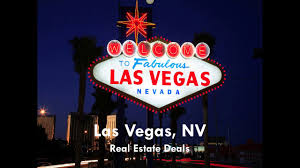 las vegas real estate deals youtube