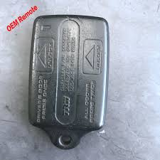 lexus is200 key fob reprogramming used lexus sc430 keyless entry remotes fobs for sale