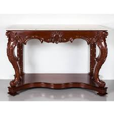 Antique Console Table Antique Anglo Indian Or Colonial Mahogany Console Table